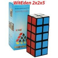 WitEden 2x2x5 Quader Magie 2x2x5 Geschwindigkeit Cube Spielzeug für Kinder Puzzle Cube 2x2x5 > 6 Jahre Alt Rubix Cube Cubos Magico