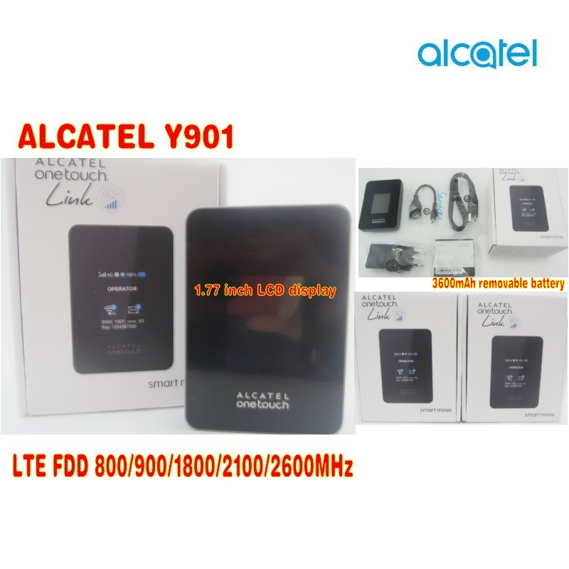 Alcatel Link Y901 4G+ Mobile WiFi Hotspot