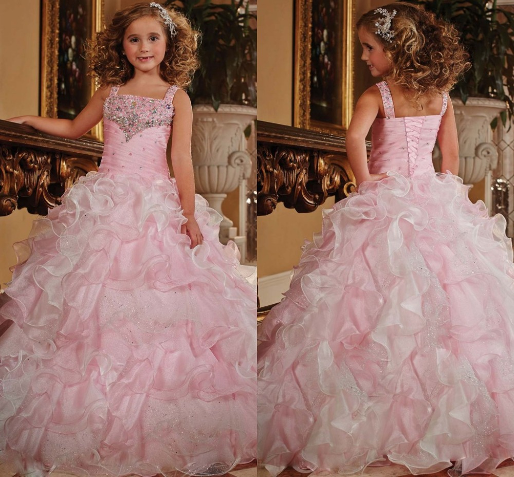 Childrens Evening Dresses 9
