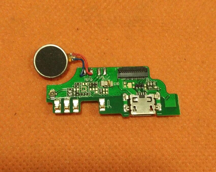 Used Original USB Plug Charge Board For Leagoo M8 MT6580A Quad Core 5.7