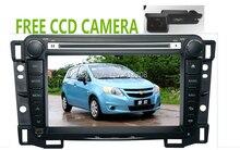 Factory Car Dvd Gps for Chevrolet Sail 2004— +free CCd camera+Bluetooth+Ipod+ USB/SD+Radio+Slip menu+ Free map