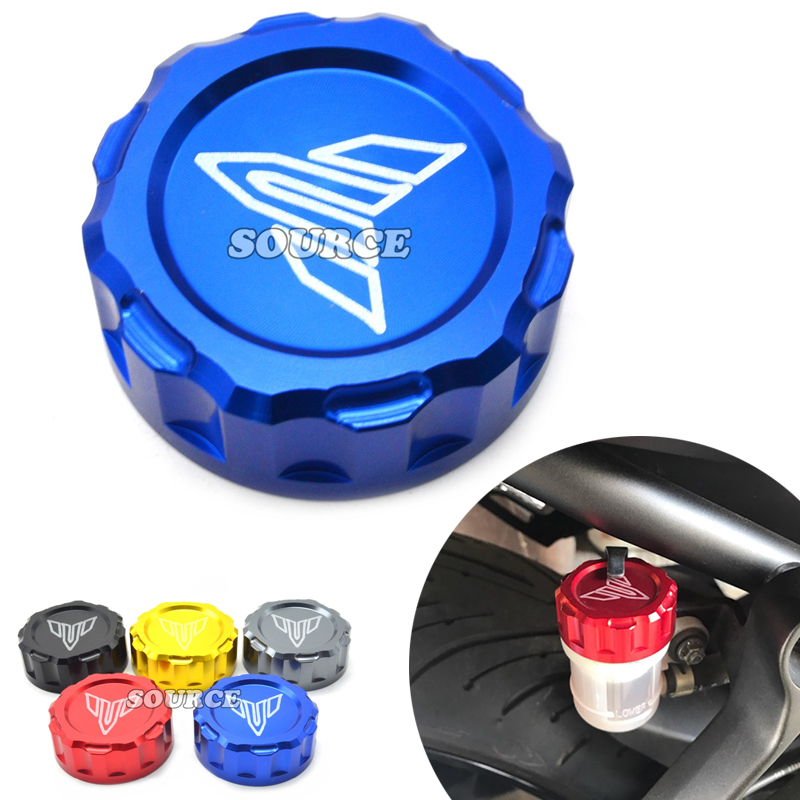 Motorcycle Reservoir Cap fluid Motorbike Cylinder Reservoir Cover For Yamaha FZ-07 MT-09 FZ-09 FZ 07 MT 09 FZ 09 MT-10 2014-2017 universal motorcycle brake fluid reservoir clutch tank oil fluid cup for mt 09 grips yamaha fz1 kawasaki z1000 honda steed bone