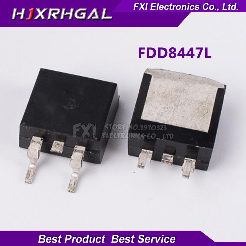 10PCS FDD8447L FDD8447 TO-252 TO252 8447 SMD MOS FET transistor New original10PCS FDD8447L FDD8447 TO-252 TO252 8447 SMD MOS FET transistor New original