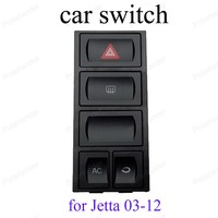 Defrost button Double Flash Switch 1GD 953 529 d Car Accessories For V-M J-etta 03-12