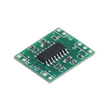 PAM8403 MINI DIGITAL Amplifier BOARD 2*3 W Class D ดิจิตอล 2.5V ถึง 5V Power Amplifier BOARD()