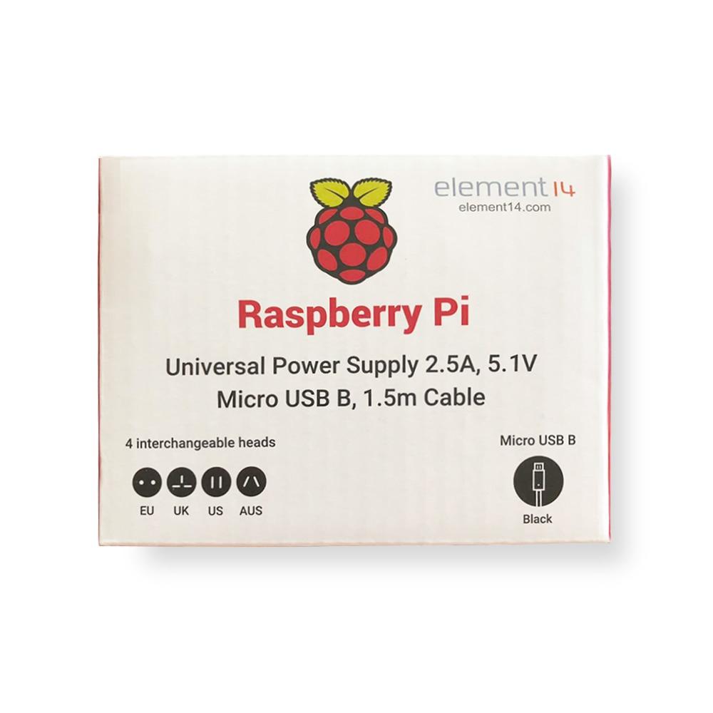 Image 5 - Official Raspberry Pi Foundation 5V 2.5A Power Supply BLACK/WHITEDemo Board   -