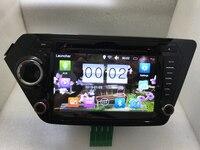 16GB 8 Inch 2 Din Kia K2 Rio 2010 2011 2012 2013 2014 2015 Android 6