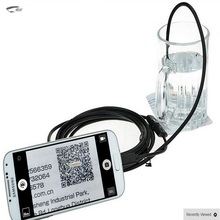 Android USB Endoscope Camera Waterproof 5 5MM Lens 2M 5M Flexible Snake Tube Pipe Video Borescope