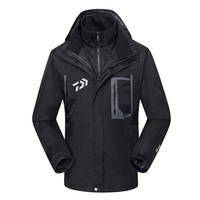 2018 Autumn And Winter DAIWA Dawa Fishing Jacket Two piece Outdoor Clothing Warm Thick Windproof Waterproof