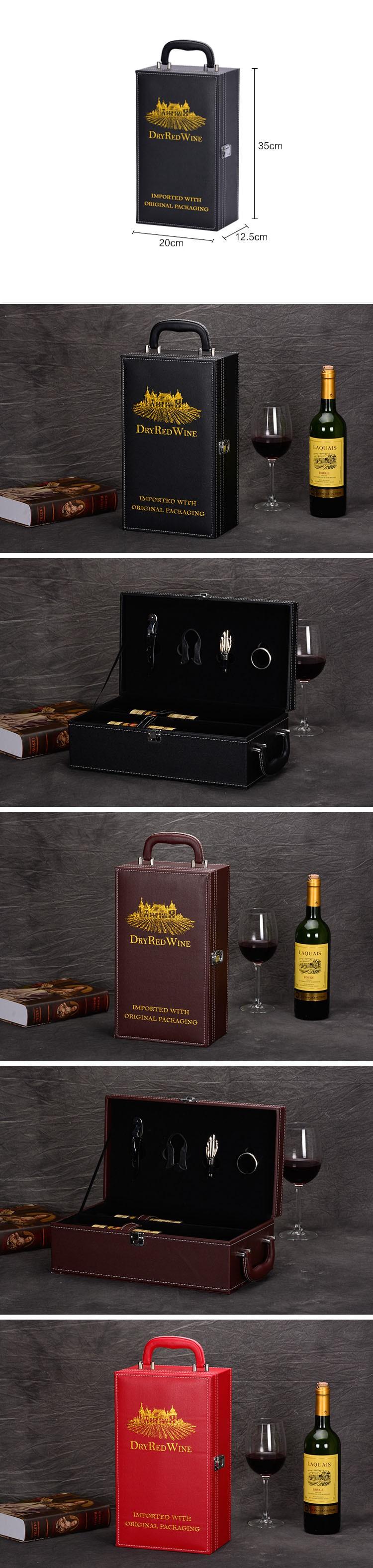Flaschen wein verpacken 2 Wein als
