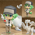 """Японское Аниме Фигура Н. Reshiram Злодей Глины версия 537 # ПВХ Фигурку В Коробке Кукла 4 """"10 см"""