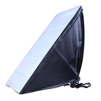 New 50 70cm Photograph Soft Light Box Photograph Studio Power Socket Photo Studio Square Folding