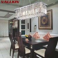 Новый современный подвеска Кристалл Потолочный светильник люстра висит Suspenion освещения (длина 47,2 дюймов/120 см)