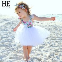 28e166b89e3ce Buy floral print party frock and get free shipping on AliExpress.com