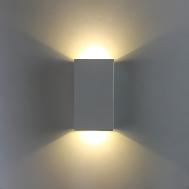LED Garden Lighting Waterproof Wall Aisle Bathroom Lamp Modern Balcony  Outdoor LED Wall Sconce IP65 Wall