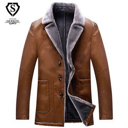 Brand leather coat 2016 winter leather jacket men leisure suit collar thickening warm leather jacket man.jpg 250x250