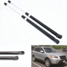 2pcs Truck  Tailgate Boot Gas Struts Shock Struts Damper Prop Rod Arm Car Lift Supports fits for Hyundai Santa Fe 2007-2011 2012