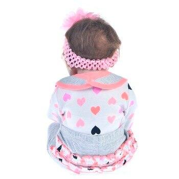 Кукла-младенец KEIUMI KUM22CB03-M21 5