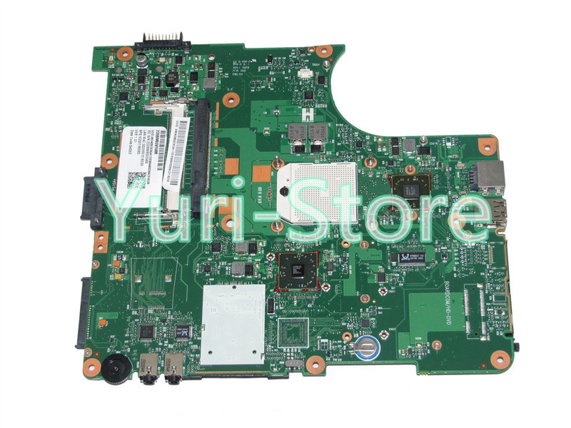 NOKOTION 6050A2323101-MB-A01 For toshiba satellite L300 L305D Motherboard SPS V000138980 216-0674024 DDR2 купить