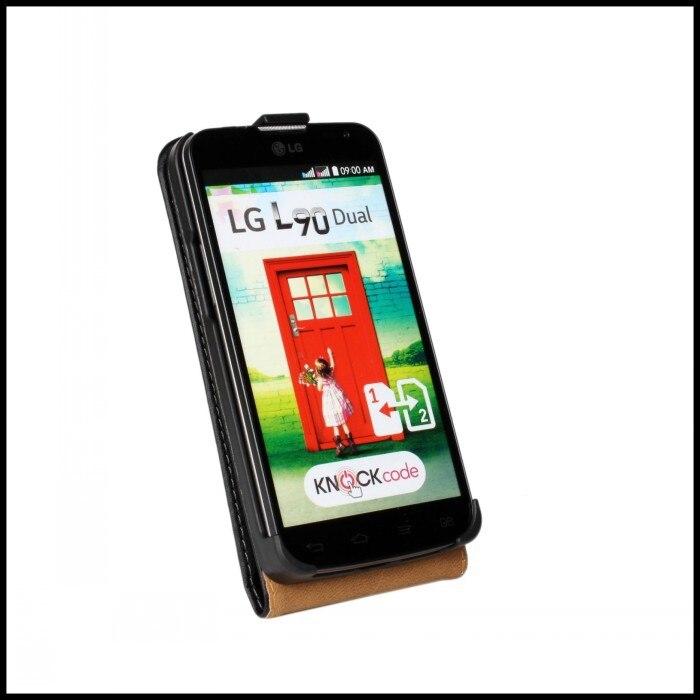 Flip <font><b>Case</b></font> Leather Cover Shell For <font><b>LG</b></font> L90 Dual D410 L <font><b>90</b></font> Fundas Protective Shell <font><b>Phone</b></font> <font><b>Cases</b></font> Coque Etui Capinhas Hoesjes Carcasa