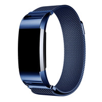 New Luxury Milanese Loop Watch Band Strap Link Bracelet Stainless Steel Band Adjustable Strap Bracelet For