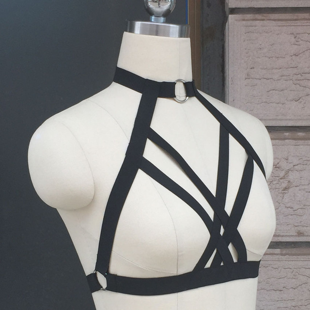 Black Evanescence Harness