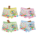 12 Pieces / Pack 2016 new fashion kids panties Boys girls Boxer underwear kids underwear girls panties girl underwear kids