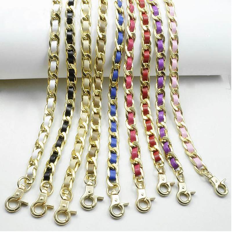 Luggage & Bags 100% Quality Metal Chain Shoulder Crossbody Strap For Small Handbag Purse Bag Replacement 40cm 120cm