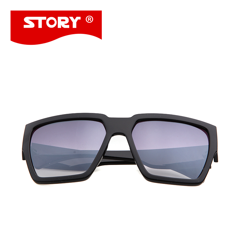 HISTORIA de La Vendimia Retro Gran Marco Cuadrado Sunglasses Hombres ...