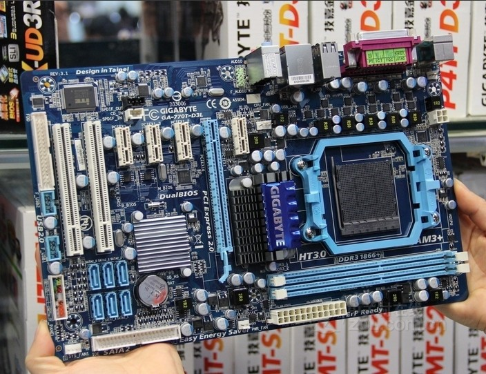 Drivers Gigabyte GA-770T-D3L AMD SATA RAID