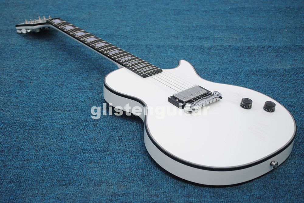 Customsize guitar custom shop electric guitar, fret binding, ebony ...