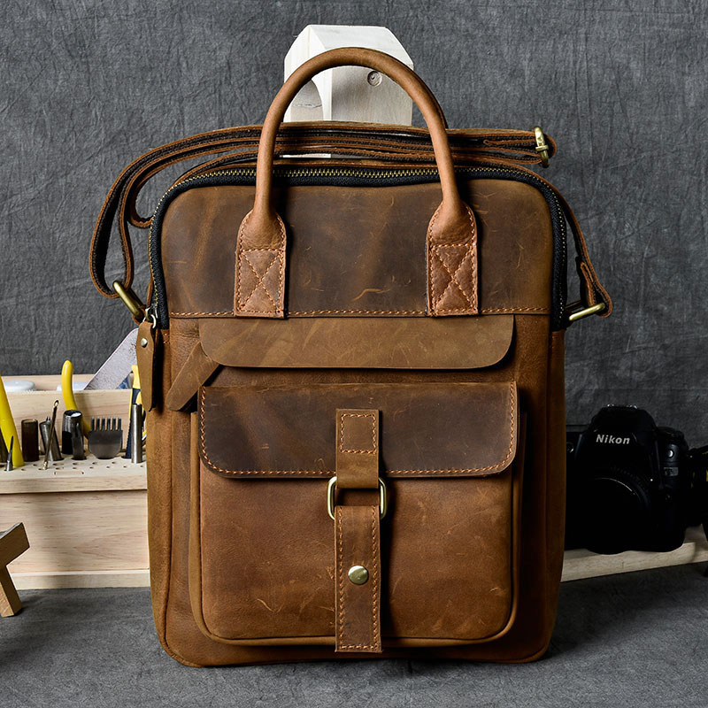 Man Genuine Leather bags male cowhide flap bag Shoulder Crossbody bags Kanken Handbags Messenger Women real Leather bag недорго, оригинальная цена