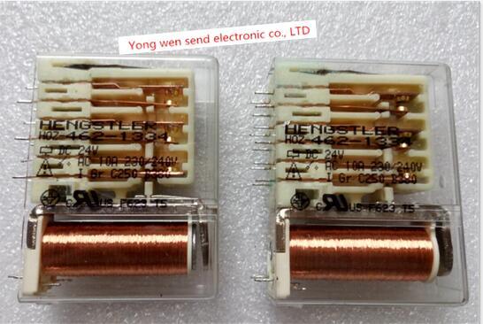 все цены на Protective 24V relay HOZ-462-1334 DC24V HOZ-462-1334-DC24V HOZ-462-1334-24VDC HOZ4621334 DC24V 24VDC 24V 10A 240VAC DIP14 онлайн