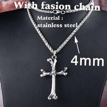 Clavicle Cross Pendant