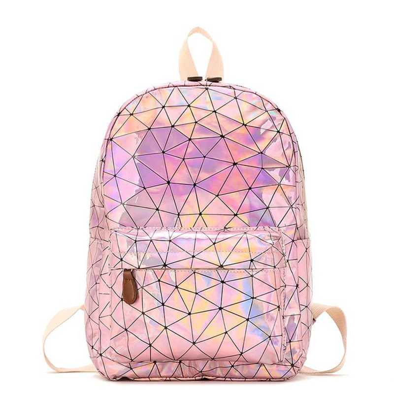 School Bag Mochila Escolar Child Backpack Sac A Dos Enfant Laser Children Backpacks School Bags Holographic Children's Backpacks
