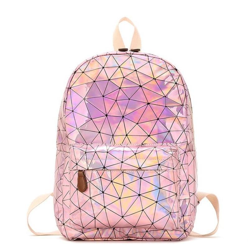 School Bag Mochila Escolar Child Backpack Sac A Dos Enfant Laser Children Backpacks School Bags Holographic Children's Backpacks