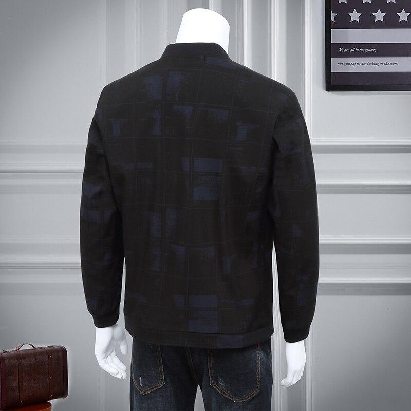 Новый Большие размеры 8XL 7XL 6XL 5XL 4XL куртка Для мужчин модные Повседневное свободные Для мужчин s куртка спортивная Курточка бомбер Для мужчин s Куртки и пальто - 3
