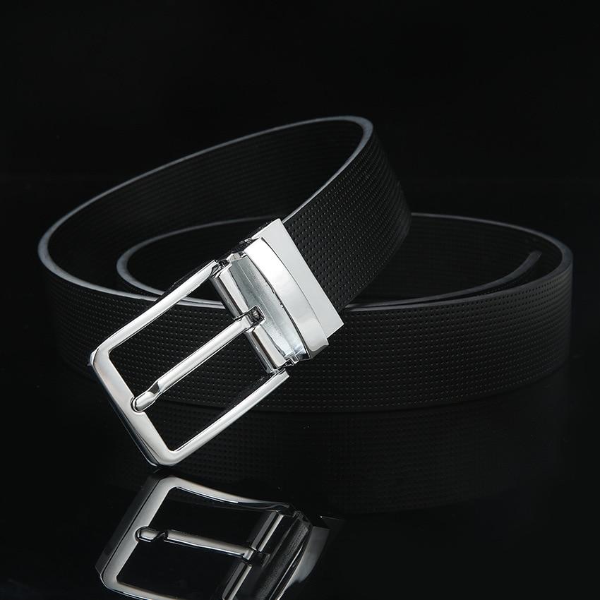 New 2019 leather belt male genuine leather strap male belt cowskin men's belts for men strap male men belts cummerbunds