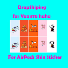 anything you like on your for AirPods skin Dropshipping for  Yoan76 haha