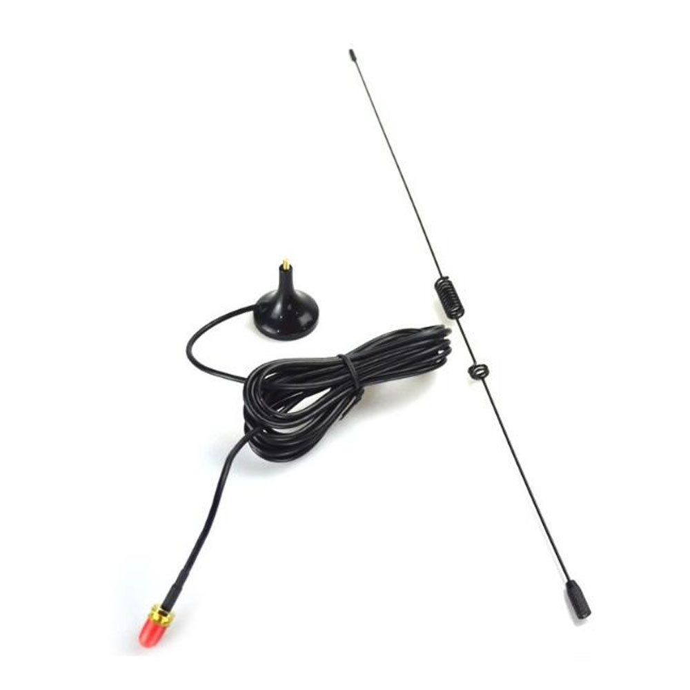 UT-106UV Dual Band VHF + UHF Magnetic Mounted On Vehicle Antenna UT-106 SMA-Female For BAOFENG Nagoya Two-way Radio UV-5R TG-UV2