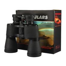 Powerful professional Binoculars baigish 20X50 military telescope LLL night vision telescopio hd high power zoom for hunting