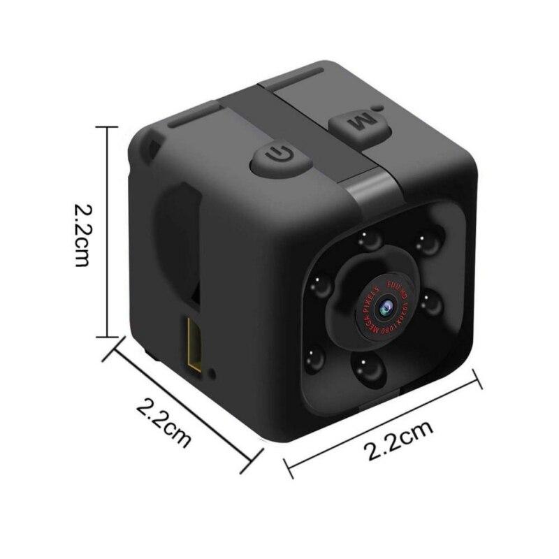 Original SQ11 cámara Mini 1080 p DV Micro deporte de la cámara del coche DVR de la visión en noche y con Video grabadora de voz Mini cámara de acción videocámara