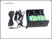 DC-A1 50 watt Dual Externe Linear Netzteil DC5V 9 v 12 v 15 v 24 v für rohr vorverstärker XMOS DAC/USB konverter  110 v & 220 v