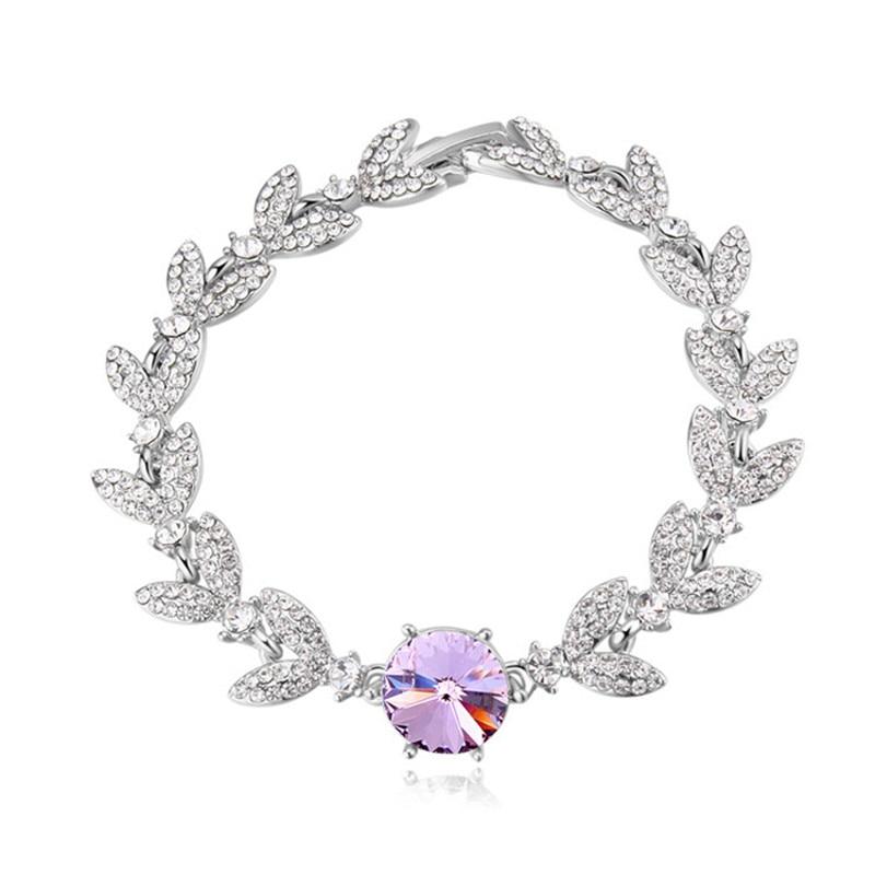 Xingzou Fashion Bracelets Made with Swarovski Element