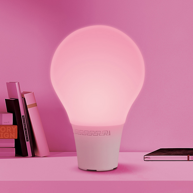 Bluetooth LED Light Bulb Speaker Dimmable Wireless Rechargeable Battery  Operated Color Changing Lights Lamp Gift For Home Office In Night Lights  From Lights ...