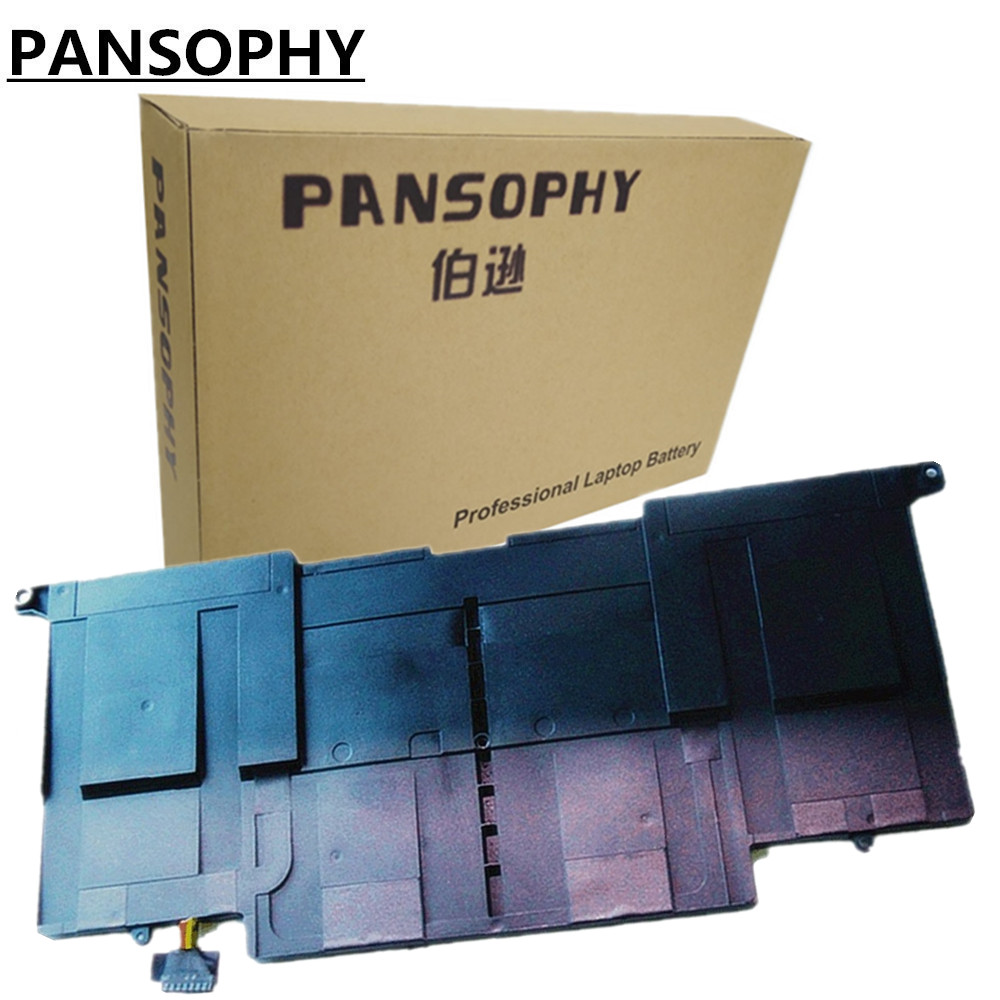 PANSOPHY New 6840mAh 7.4V 50wh C21-UX31 Battery For Asus ZenBook C22-UX31 UX31 UX31A UX31E Ultrabook free shipping new 50wh genuine c32n1305 battery for asus zenbook infinity ux301la ultrabook laptop