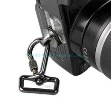 SLR DSLR Камера 0.25in Винт Подключение адаптера крюк для плеча Sling ремешок