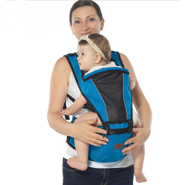 Breathable Baby Carrier Sling Stroller Manduca Baby Sling Wrap Hipseat Mochilas Newborn Ergonomic Baby Carrier Backpack Kangaroo