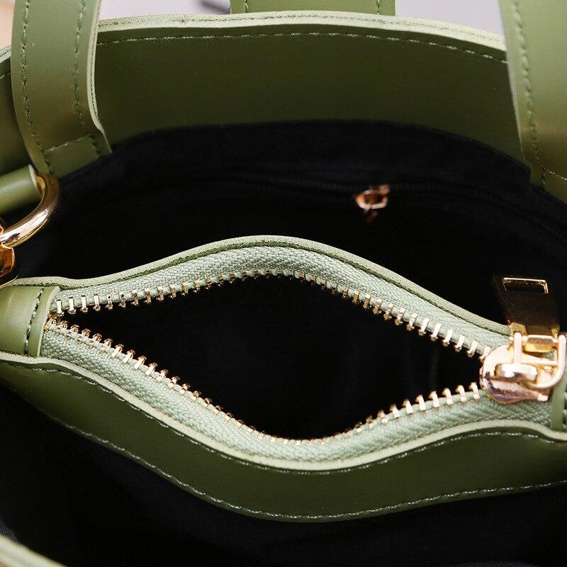 Ciker Messenger Della Delle Cuoio Marca Benna Spalla Di Bag Progettista pink green A Modo Casual Blosa Del Dell'unità Elaborazione Crossbody brown black Borse Donne Sacchetto Signore Beige rf1qAwprx
