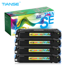 TIANSE For Q6000A Q6001 Q6002 Q6003 Toner Cartridge For HP Color Laserjet 1600 2600n 2605 2605dn 2605dtn CM1015 CM1017 Laser